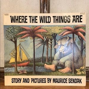 Where The Wild Things Are 25th Anniversary Edition